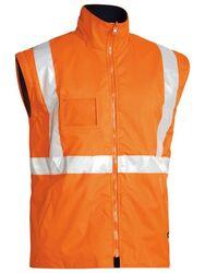 Five in One Jacket Orange