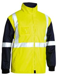 Five in One Jacket Yellow