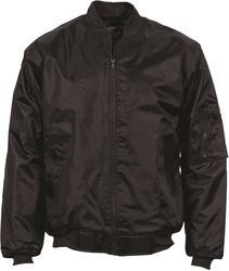 Flying Jacket - Black