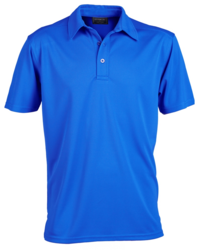 Glacier Mens S/S Polo
