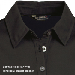 Glacier Ladies SS Polo