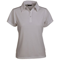 Glacier Ladies SS Polo Sandstone