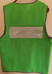 Heat Applied Plastic Pocket