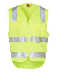 Hi-Vis Safety Vest with ID Pocket & 3M Tape