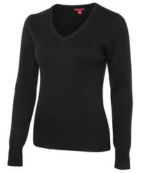 Ladies Wool Mix Jumper