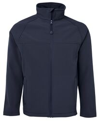 Layer Soft Shell Jacket Navy