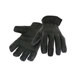 Leather Duty Cut and Puncture Resistant Gloves