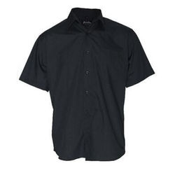 Mens Business Shirt Black