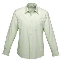 Mens Long Sleeve Ambassador Shirt Green