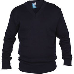 Mens Wool Mix Jumper