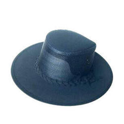 Mesh Top Broad Brim Hat