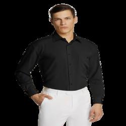 Microfibre Business Shirt Black
