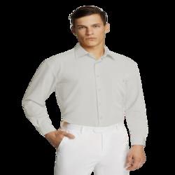 Microfibre Business Shirt Ivory