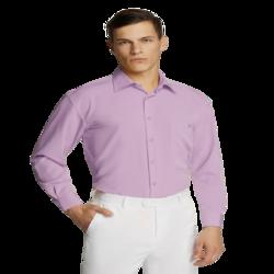 Microfibre Business Shirt Lilac