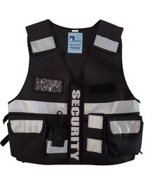 Multi Pocket Security Vest
