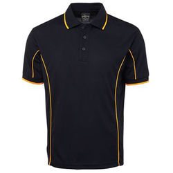 Piping Polo Navy/Gold