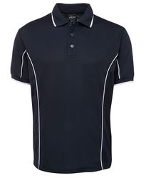 Piping Polo Navy/White