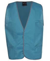 Plain Coloured Vest Aqua from Murray Uniforms AU