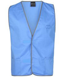 Plain Coloured Vest Lt Blue from Murray Uniforms AU