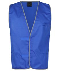 Plain Coloured Vest Royal
