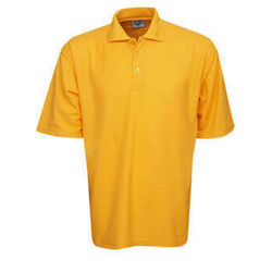 Polo Premium Fine Pique Knit Gold