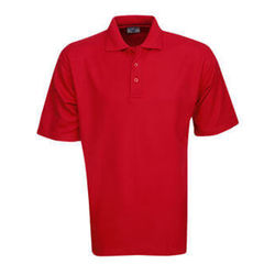 Polo Premium Fine Pique Knit Red