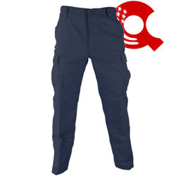 Security BDU Cargo Trousers Navy