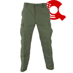Security BDU Cargo Trousers Olive