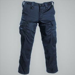 Security Cargo Trousers Navy