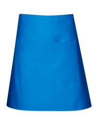 Short Waist Apron Aqua from Murray Uniforms AU