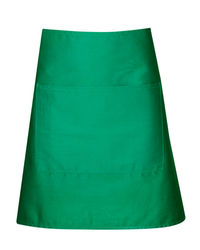 Short Waist Apron Emerald from Murray Uniforms AU