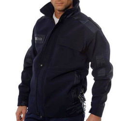 Softshell Epaulette Jacket Navy
