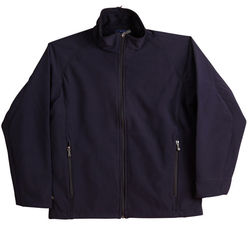 Softshell Men's Navy Jacket